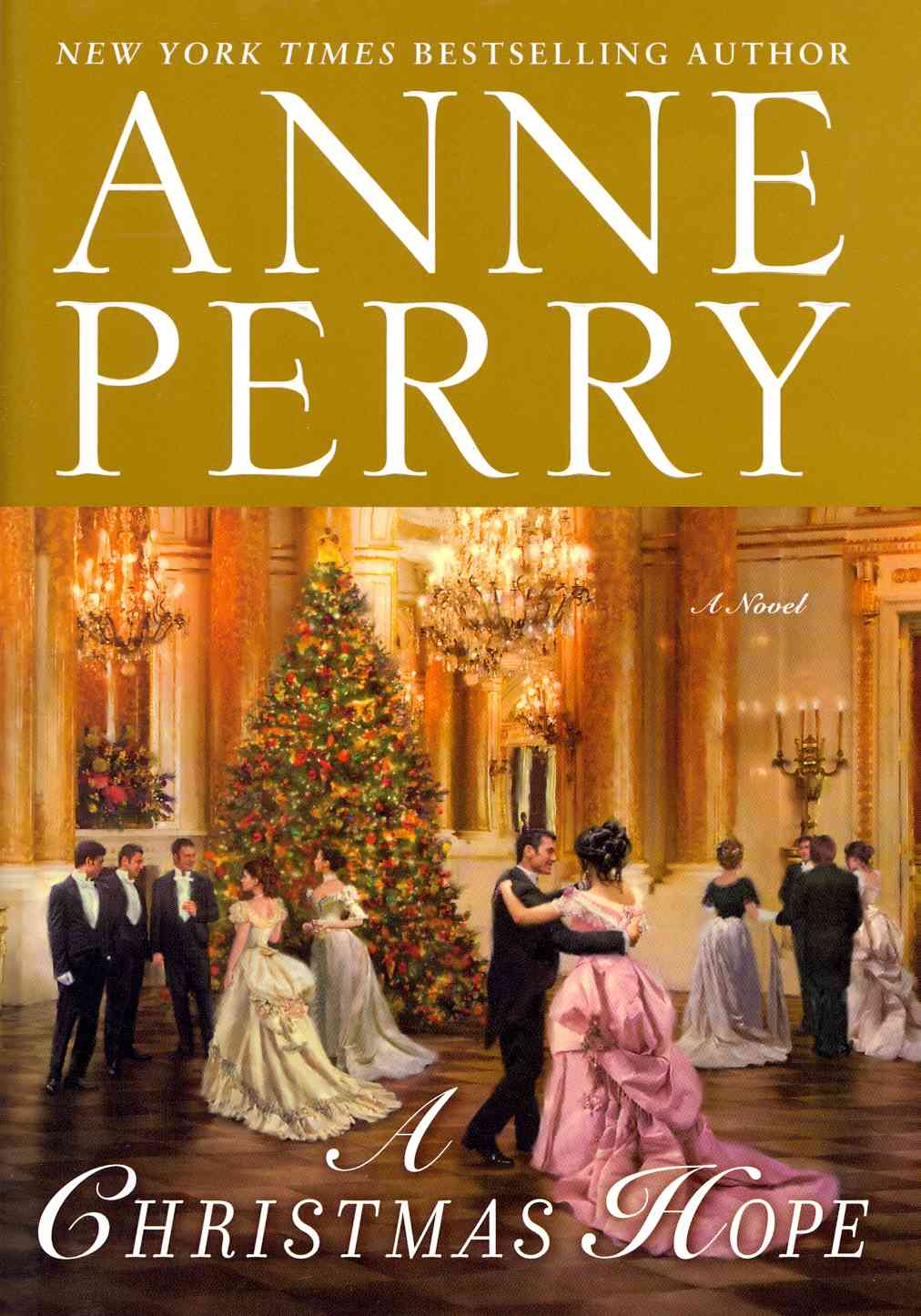 A Christmas Hope By Perry, Anne